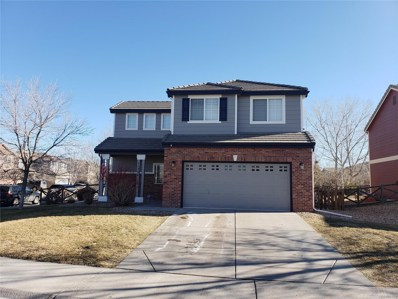 11734 Elkhart Street, Commerce City, CO 80603 - MLS#: 8139305