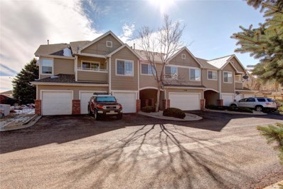 1308 S Danube Way UNIT 101, Aurora, CO 80017 - MLS#: 8140893