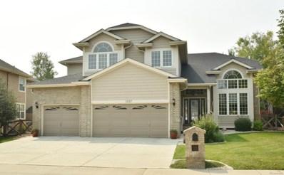 1337 Reserve Drive, Longmont, CO 80504 - MLS#: 8142313