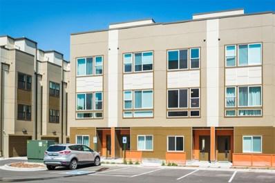 365 22nd Street UNIT 3, Denver, CO 80205 - #: 8143529