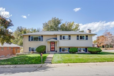 6593 Urban Street, Arvada, CO 80004 - MLS#: 8144471