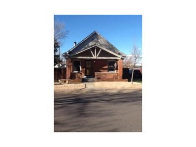 4115 Adams Street, Denver, CO 80216 - MLS#: 8146512