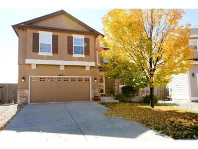 4831 Turning Leaf Way, Colorado Springs, CO 80922 - MLS#: 8149854