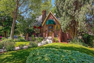 1401 Dahlia Street, Denver, CO 80220 - MLS#: 8150166