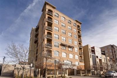 1140 Cherokee Street UNIT 403, Denver, CO 80204 - MLS#: 8150514