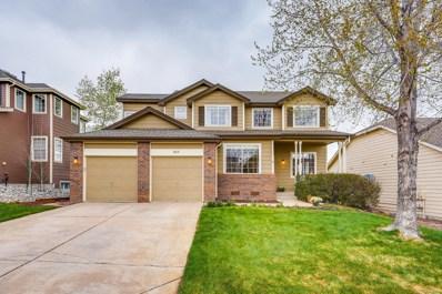 827 Deer Clover Way, Castle Pines, CO 80108 - MLS#: 8150531