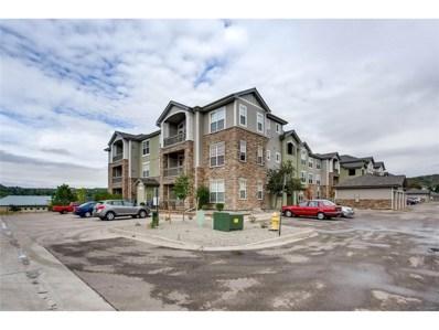 1575 Olympia Circle UNIT 107, Castle Rock, CO 80104 - MLS#: 8155068
