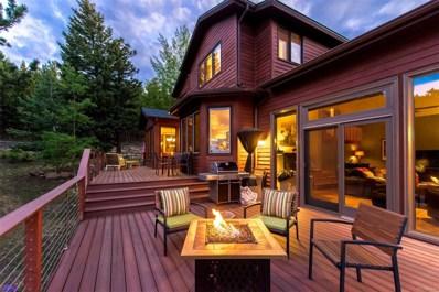 1633 Santa Fe Mountain Road, Evergreen, CO 80439 - #: 8159905