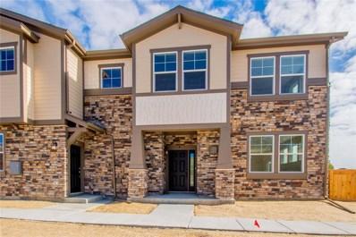 24956 E Calhoun Place UNIT B, Aurora, CO 80016 - MLS#: 8161054
