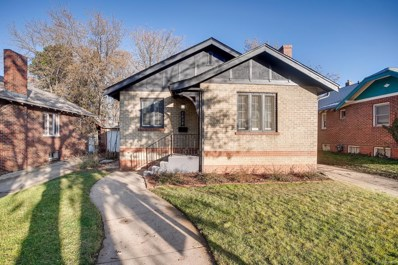 1438 Cherry Street, Denver, CO 80220 - #: 8164260