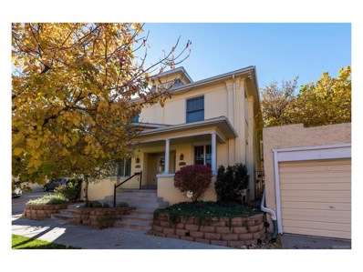 1630 E 16th Avenue, Denver, CO 80218 - MLS#: 8181386