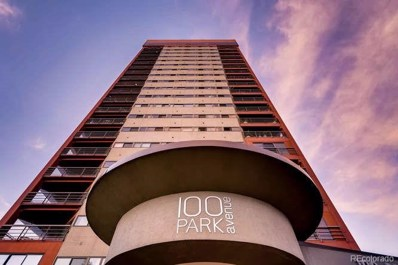100 Park Avenue UNIT 1208, Denver, CO 80205 - MLS#: 8183378