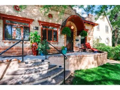 1374 S Pennsylvania Street, Denver, CO 80210 - MLS#: 8184063