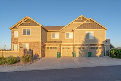 5772 S Addison Way UNIT 30-B, Aurora, CO 80016 - MLS#: 8184657
