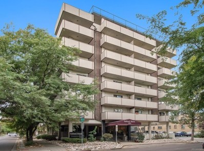 1313 Steele Street UNIT 602, Denver, CO 80206 - MLS#: 8185527