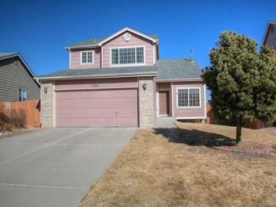 7104 Alcove Springs Drive, Colorado Springs, CO 80923 - MLS#: 8185730