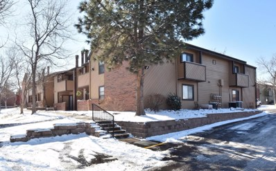 12015 E Harvard Avenue UNIT 208, Aurora, CO 80014 - MLS#: 8186234