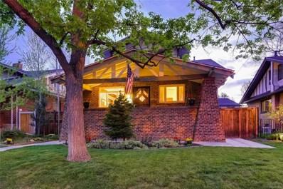 1281 S High Street, Denver, CO 80210 - MLS#: 8186317