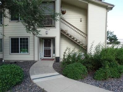 5455 S Dover Street UNIT 103, Denver, CO 80123 - MLS#: 8187541