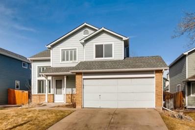 11489 W Fair Avenue, Littleton, CO 80127 - MLS#: 8190041