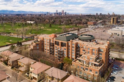 2400 E Cherry Creek South Drive UNIT 308, Denver, CO 80209 - #: 8190246