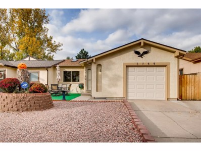 5744 Hermit Pass Drive, Colorado Springs, CO 80917 - MLS#: 8197294
