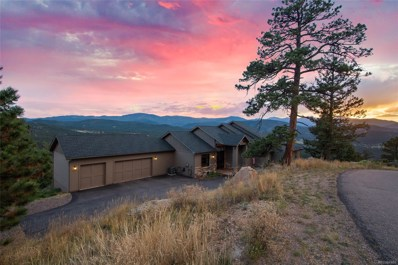 26427 Bell Park Drive, Evergreen, CO 80439 - #: 8198550