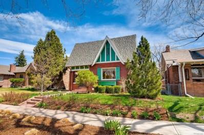 312 N Ogden Street, Denver, CO 80218 - MLS#: 8202625