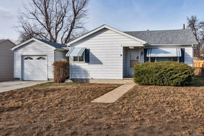 1255 S Xavier Street, Denver, CO 80219 - MLS#: 8204907