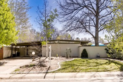 1404 S Eudora Street, Denver, CO 80222 - MLS#: 8205272