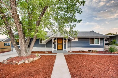 340 Del Norte Street, Denver, CO 80221 - MLS#: 8205290