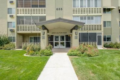 635 S Alton Way UNIT 1A, Denver, CO 80247 - MLS#: 8209031