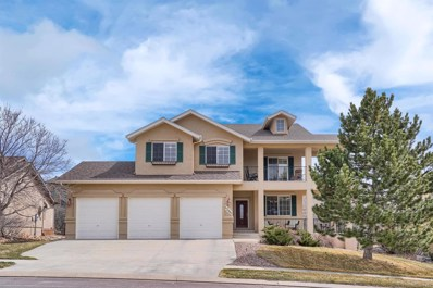 12941 Serenity Park Drive, Colorado Springs, CO 80921 - #: 8210560