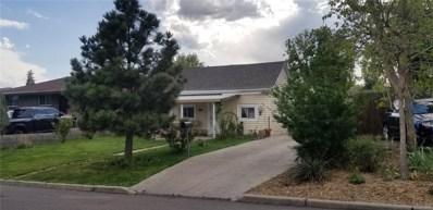 153 Stuart Street, Denver, CO 80219 - MLS#: 8211567