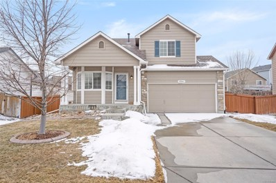 12841 Buckhorn Creek Street, Parker, CO 80134 - #: 8216102