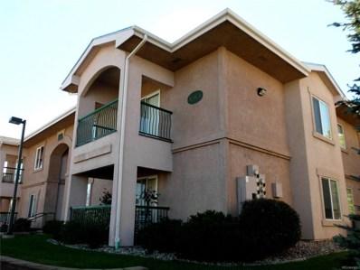 3020 Mandalay Grove UNIT 10, Colorado Springs, CO 80917 - MLS#: 8216685