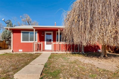 2735 W Hillside Avenue, Denver, CO 80219 - MLS#: 8217447
