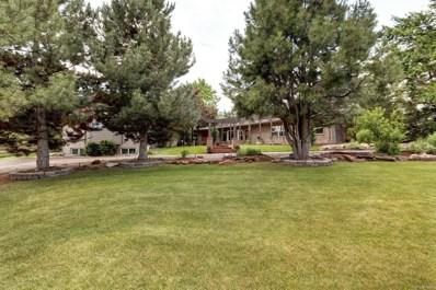 4720 Wagon Trail Road, Littleton, CO 80123 - MLS#: 8218319