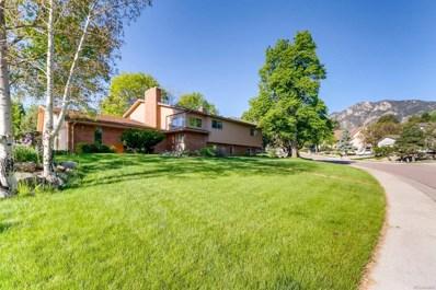560 Thames Drive, Colorado Springs, CO 80906 - MLS#: 8228586