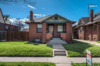 2511 Grape Street, Denver, CO 80207 - #: 8229523