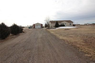 54674 E Wolf Creek Drive, Strasburg, CO 80136 - MLS#: 8229900