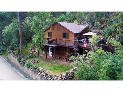 1211 Beaver Brook Canyon Road, Evergreen, CO 80439 - MLS#: 8234485