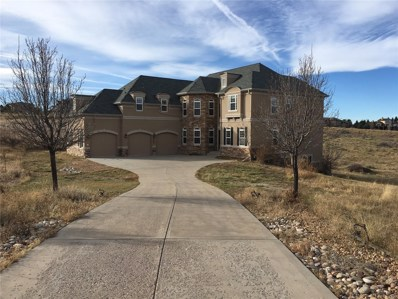 9662 Blanketflower Lane, Parker, CO 80138 - MLS#: 8236597