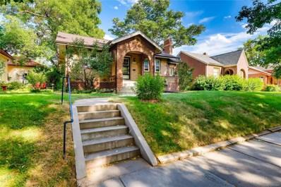 1374 S Josephine Street, Denver, CO 80210 - #: 8237608