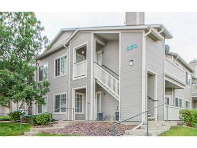 3876 Canyon Ranch Road UNIT 103, Highlands Ranch, CO 80126 - MLS#: 8239240
