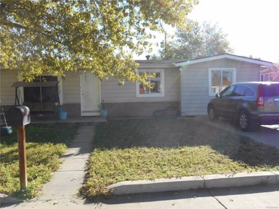 7496 Magnolia Street, Commerce City, CO 80022 - MLS#: 8248850