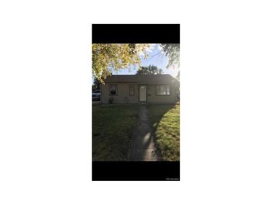 5406 E 61st Way, Commerce City, CO 80022 - MLS#: 8252742