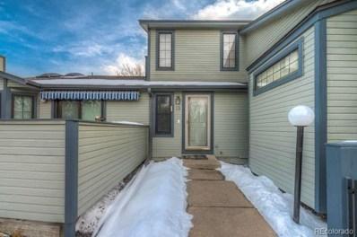 9175 W Cedar Drive UNIT E, Lakewood, CO 80226 - MLS#: 8253961
