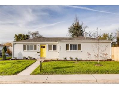 2601 E 36th Avenue, Denver, CO 80205 - MLS#: 8260212