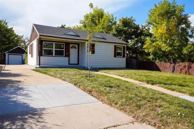 4745 Perry Street, Denver, CO 80212 - #: 8261805